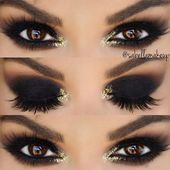 Prom Makeup Ideas That Are Seriously Awesome ★ See more: glaminati.com