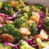 Clean Broccoli Salad – Clean Eating Recipes