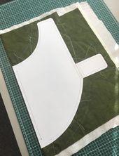Costura de abrigos para perros – Guía de regalos y diseño de patrones   – Schnitte fürn Hund
