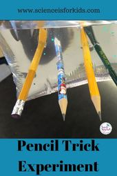 Cool Pencil Trick with Baggie