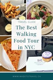 Self Guided NYC Food Tour   – y Travel Bucket List