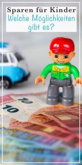 Sparen für Kinder: Heute an die Zukunft denken! Mit dem Juniordepot von VisualVest   – Familienleben / Family Life