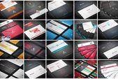 Illustrator Business Card 100 BUSINESS CARD (BUNDLE) ONLY $39 , #spon, #million#unique#fonts#life #affilia...