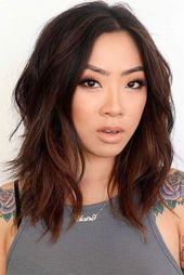 25 Most Superlative Medium Size Layered Hairstyles