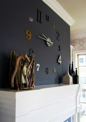 Cool wall clocks – fancy pieces for the modern home