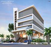 Exterior By Mahtab Elahi 91 9006321998 Helix Design Studio Building Facade Architecture Design