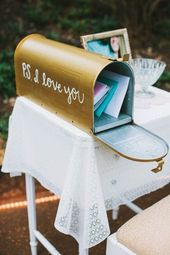 15 Creative Wedding Card Box Ideas to Impress Your Guests – Page 2 of 3