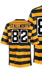 ... Game Jersey 82 NFL Road Pittsburgh Steelers personalized 78.00--Mens  Nike Pittsburgh Steelers 82 John Stallworth Elite Yellow Black Alternate  80TH ... 978d21370