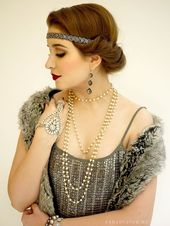 1920s Gatsby Christmas Party • Sara of the Day – New Site