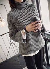 25 Trendy and Cozy Sweater Outfits for Girls – Page 24 of 25 – SeShell Blog