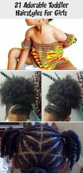 21 adorable toddler hairstyles for girls – BABY – toddler hairstyles for girls #babyhairstylesMohawk # babyhairstyles2019 #babyhairstylesKo …