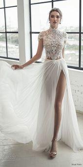 Romanzo av Julie Vino Bröllopsklänningar 2019 – The Love Story Bridal Collection | Bröllopsinspirasi