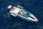 Yacht de luxe extensible pour bénéficier d'une ambiance élégante