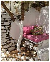 Great outdoor design ideas in traditional farmhouse style – Garden