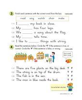 Grade 1 Reading Grade 1 Reading Kumon 1st Grade Math Worksheets