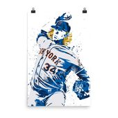 Noah Syndergaard New York Mets Poster