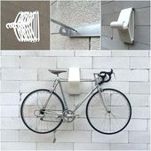 Top 10 DIY Bike Storage Ideas and Inspiration – #B…