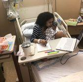 Imaginez avoir à étudier pour un examen juste après avoir donné naissance à votre …   – Pregnant Women