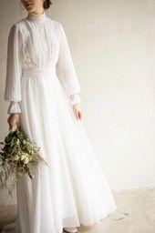 vintagedress vintageweddingdress vintage dress vin…