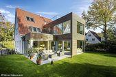 #Anbau #Quadratdach – Architektur und Häuser – #Architektur #Anbau …   – schön