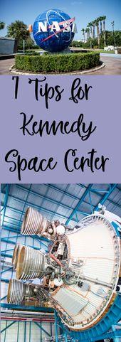 Top 7 Gründe für einen Besuch des Kennedy Space Centers in Cape Canaveral – Tiaras & Tantrums