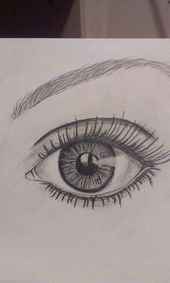 Eye drawing eye that i draw in my free time. – #Dr…