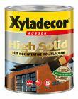 5l Xyladecor Holzschutzlasur Oregon High Solid Dickschichtlasur 5