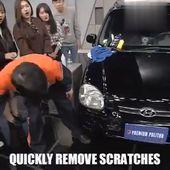Auto-Kratzer-Reparatur-Mittel-Auto-Polierkörper-Mittelwachs-Lack-Reparatur-Installationssatz