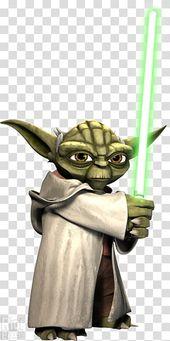 Yoda Star Wars The Clone Wars Anakin Skywalker Darth Maul Others Transparent Background Png Clipart Star Wars Drawings Star Wars Anakin Star Wars Yoda