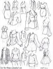 Inspiration – Zeichnen lernen – #Inspiration #Lernen #Zeichnen – Kleidung – #Zeichnen #Zeichnen
