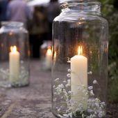 50 schöne rustikale Hochzeitsideen #etsy #tischdeko #beispiele #rusticwedding #…