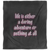 East City Residence Quotes Life Journey Single Reversible Cover Cowl | Wayfair