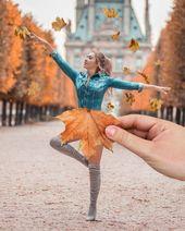 """Lilith Moon auf Instagram: """"Der Herbst ist ein zweiter Frühling, in dem jedes Blatt eine Strömung ist"""