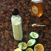 Creamy Greek Yogurt Honey Lemon Lime Salad Dressing – Cupcakes & Kale Chips – OneHundredSeventyFive