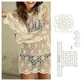 Crochet Shawl Free Summer Stitches 25+ Ideas
