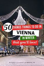 Top 50 Things to do in Vienna in Winter