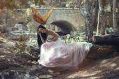 FLORA – Boho wedding tulle skirt – Beach wedding long skirt – Fantasy wedding – Boho chic bride – Romantic wedding – Apricot – Ivory – Black – WEDDINGS ~ SHOWERS ~ PARTIES