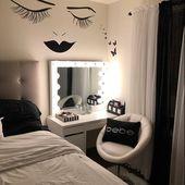 Niedriger Versand !!! 36×30 Hollywood Kosmetikspiegel – Raumideen – # 3