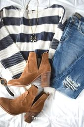44 Trending Fall Outfits Ideas for updating your wardrobe 1 #fashiontrends