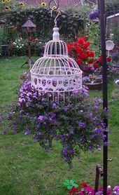 Der Frühling kommt mit den schönsten DIY-Blumenschmuckideen für Garten und Hof