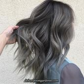 #Babylights #Caronaw #Fanola #Instagram #profissional    – silver-hair-highlights