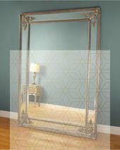 Stupendous Unique Ideas: Wooden Wall Mirror Vaniti…