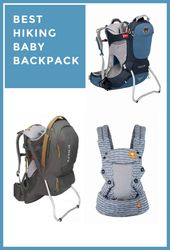 Baby Carrier The Best Hiking Baby Carriers - We Get Around Travel