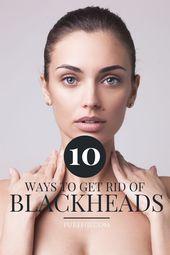 Wie Mitesser loswerden, ohne Ihre Haut zu beschädigen – Natural Beauty Tips