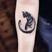 Trend: watercolor tattoos