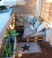 Wer nicht gerne einen Balkon hat, um eine angenehme Zeit zu verbringen
