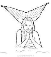 Bildergebnis Fur Ausmalbilder Meerjungfrau H2o Ausmalbilder