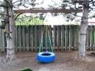 How To Hang A Swing From A Tree Without Branches Google Search Backyard Creations Backyard Play Kids Yard