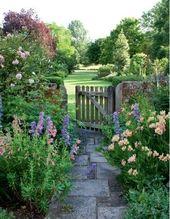 Jardin british : images – inspirations – idées – stylish anglais