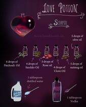 SCORPIO ✧ ✧ LOVE Potion PERFUME ✧ ✧ This perfume is perfect to bring lov…